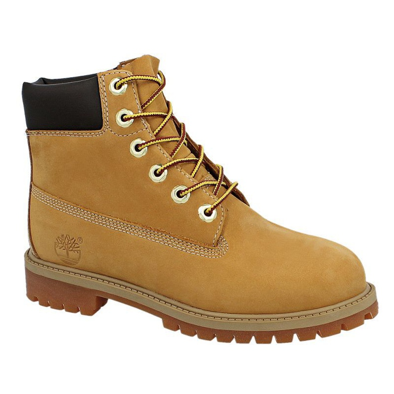 Buty Timberland 6 In Premium Wp Boot Jr 12909 żółte