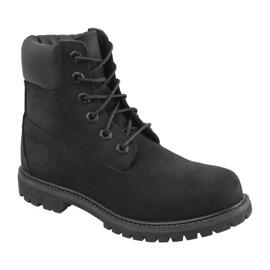 Buty Timberland 6 Premium In Boot Jr 8658A czarne
