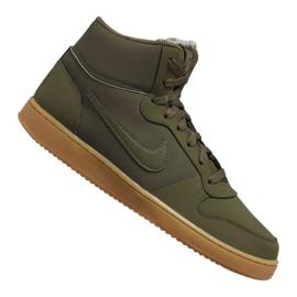 Buty Nike Ebernon Mid Se M AQ8125-301 zielone