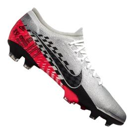 Buty piłkarskie Nike Vapor 13 Pro Njr Fg M AT7904-006 szare szary/srebrny