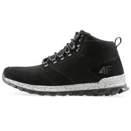 Buty zimowe 4F M D4Z19-OBMH200 20S czarne