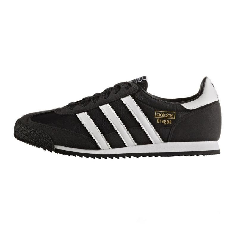 Buty adidas Originals Dragon Og Jr BB2487 czarne