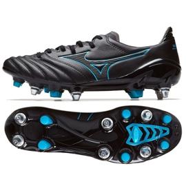 Buty piłkarskie Mizuno Morelia Neo Ii Mix M P1GC195325 czarny czarne