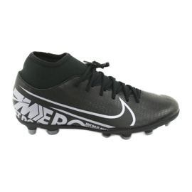Buty piłkarskie Nike Mercurial Superfly 7 Club FG/MG M AT7949-001 czarne