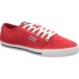Buty Helly Hansen Fjord Canvas Shoe V2 M 11465-216 czerwone
