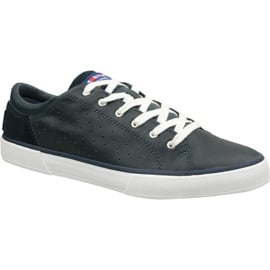Buty Helly Hansen Copenhagen Leather Shoe M 11502-597 granatowe