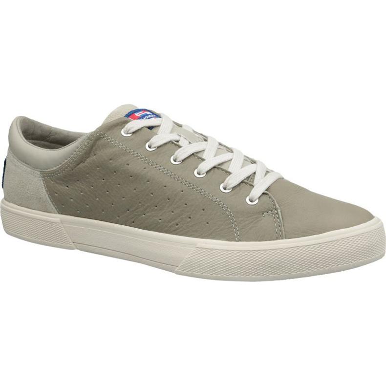 Buty Helly Hansen Copenhagen Leather Shoe M 11502-718 szare