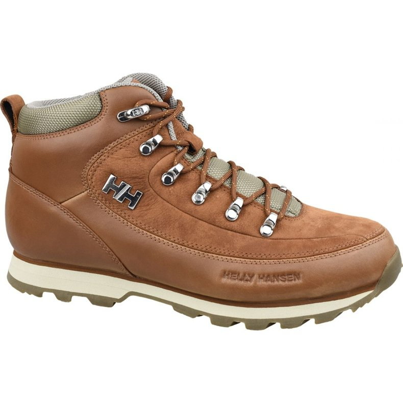 Buty Helly Hansen The Forester W 10516-580 brązowe