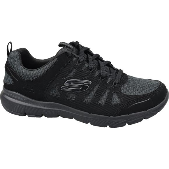Obuwie Skechers Flex Appeal 3.0 W 13061-BBK czarne