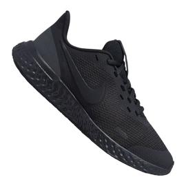 Buty Nike Revolution 5 Gs Jr BQ5671-001 czarne