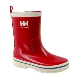 Buty Helly Hansen Midsund Jr 10862-162 czerwone