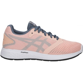 Buty do biegania Asics Patriot 10 Jr 1014A025-700