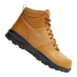 Buty Nike Manoa Ltr Jr BQ5372-700 brązowe