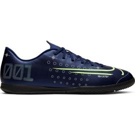 Buty piłkarskie Nike Mercurial Vapor 13 Club Mds Ic M CJ1301 401 granatowe granatowy