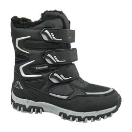 Buty Kappa Great Tex Boot Jr 260558T-1115 czarne