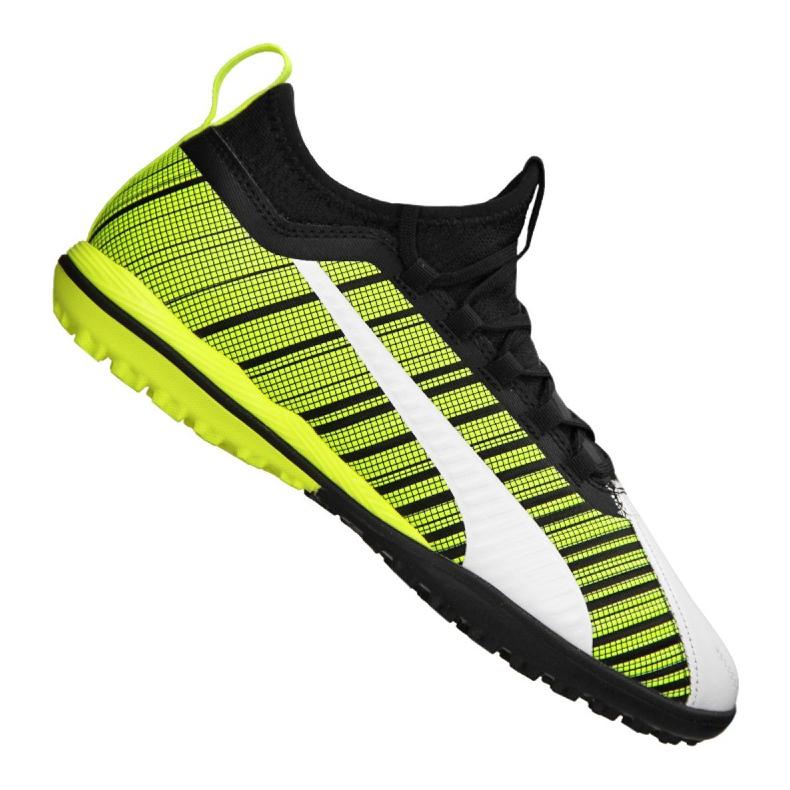 Buty piłkarskie Puma One 5.3 Tt M 105648-03 żółte żółty