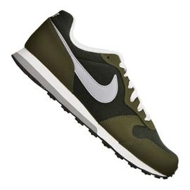 Buty Nike Jr Md Runner 2 Gs Jr BA5559 zielone