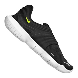 Buty biegowe Nike Free Rn Flyknit 3.0 M AQ5707-001 czarne