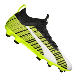 Buty piłkarskie Puma One 5.3 Fg / Ag M 105604-03 żółte żółty