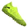Buty piłkarskie Puma Future 4.1 Netfit Mg M 105678-03 żółte żółty