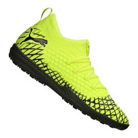 Buty piłkarskie Puma Future 4.3 Netfit Tt M 105685-03 żółty żółte