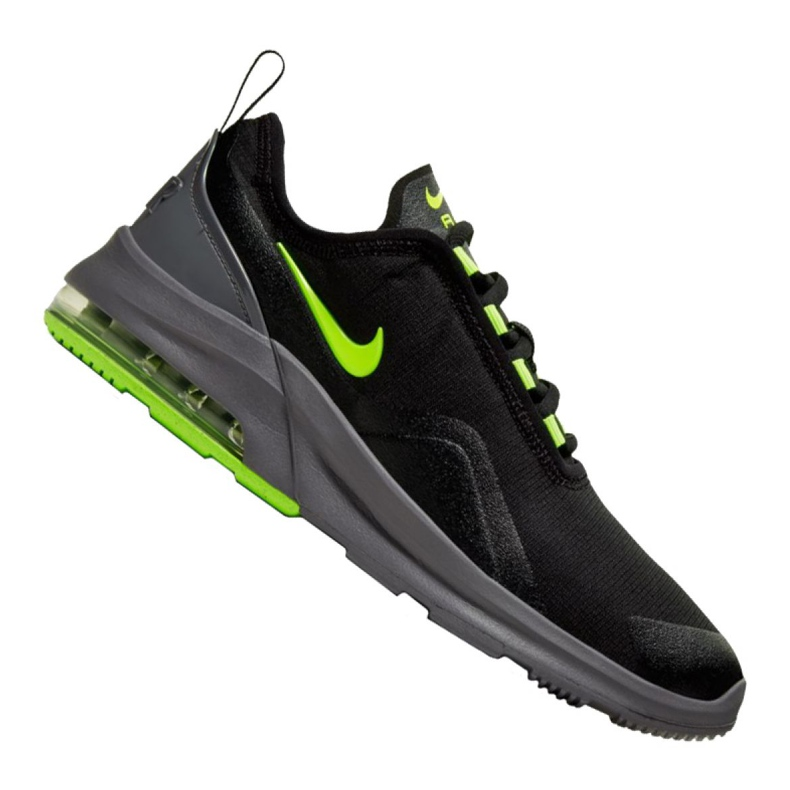 Buty Nike Air Max Motion 2 Gs Jr AQ2741-011 czarne