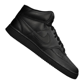 Buty Nike Court Vision Mid M CD5466-002 czarne