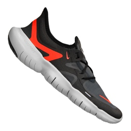 Buty biegowe Nike Free Rn 5.0 M AQ1289-009 szare