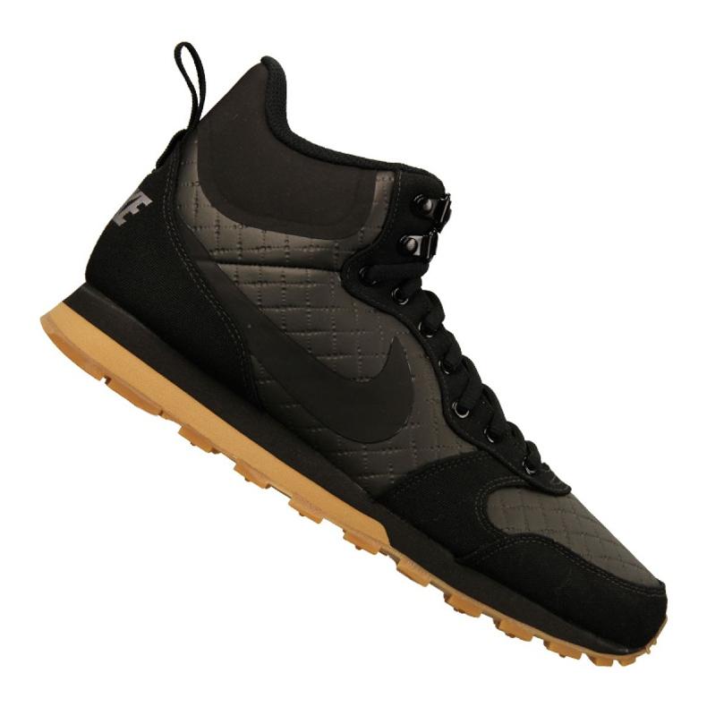 Buty Nike Md Runner Mid Prem M 844864-006 czarne