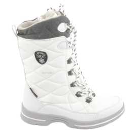 Śniegowce z membraną American Club SN08 białe