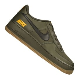 Buty Nike Air Force 1 LV8 5 (GS) Jr CQ4215-200 zielone