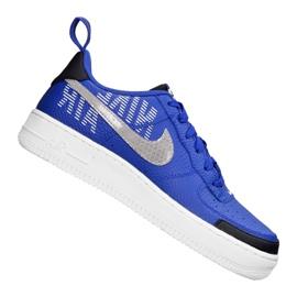 Buty Nike Air Force 1 LV8 2 (GS) Jr BQ5484-400 niebieskie