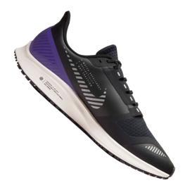 Buty biegowe Nike Air Zoom Pegasus 36 Shield M AQ8005-002 czarne