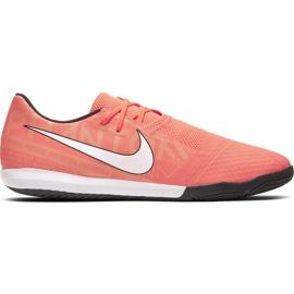 Buty halowe Nike Phantom Venom Academy Ic M AO0570 810 pomarańczowe