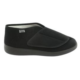 Befado obuwie męskie 071M001 czarne