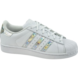 Buty adidas Originals Superstar Jr F33889 białe