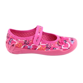 Befado obuwie dziecięce 114X358 różowe