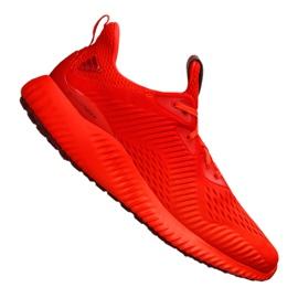 Buty adidas Alphabounce Em M BW1202 czerwone