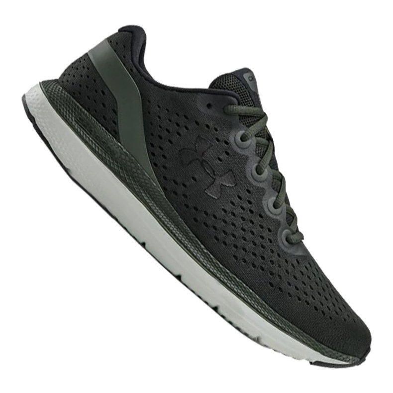 Buty Under Armour Charged Impulse M 3021950-300 zielone