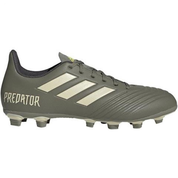 Buty piłkarskie adidas Predator 19.4 FxG M EF8211 szare