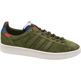Buty adidas Campus M BB0077 zielone