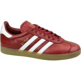 Buty adidas Gazelle W BZ0025 czerwone