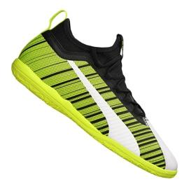 Buty piłkarskie Puma One 5.3 It Ic M 105649-03 żółte