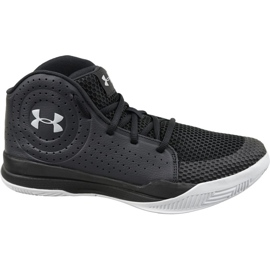 Buty Under Armour Gs Jet 2019 M 3022121-001 czarne czarny