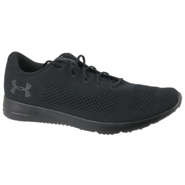 Buty Under Armour Rapid M 1297445-004 czarne
