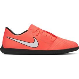 Buty halowe Nike Phantom Venom CLub Ic M AO0578-810 pomarańczowe pomarańczowy