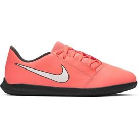 Buty halowe Nike Phantom Venom Club Ic Jr AO0399-810 pomarańczowe pomarańczowy