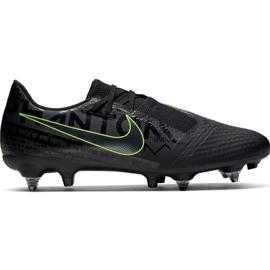 Buty piłkarskie Nike Phantom Venom Academy SG-PRO Ac M BQ9140 007 czarne czarny