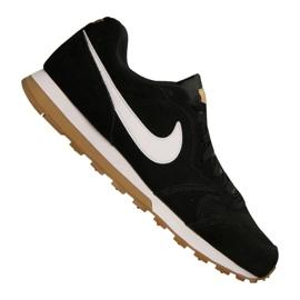 Buty Nike Md Runner 2 Suede M AQ9211-001 czarne