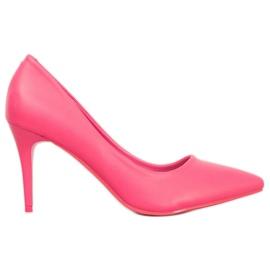 Kylie Różowe Czółenka